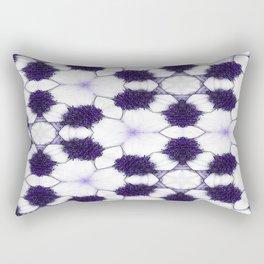 Purple Passion Pattern 5 Rectangular Pillow