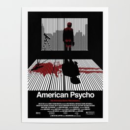 American Psycho - Poster Poster