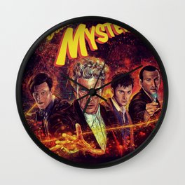 Doctor Mysterio Wall Clock