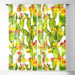 Prickly Pear Blackout Curtain