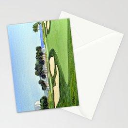 The Dunes Golf Club Myrtle Beach South Carolina Stationery Cards