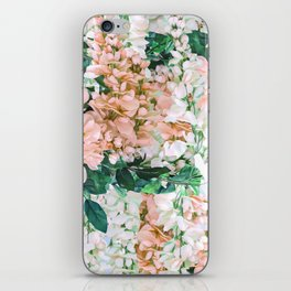 1992 Floral iPhone Skin