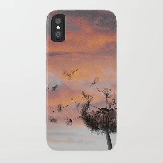 And the days went by iPhone Case
