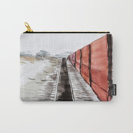 Freight train, Alberta Carry-All Pouch