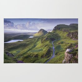 The Road to the Quiraing Rug