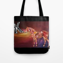 Horse Meat Tote Bag