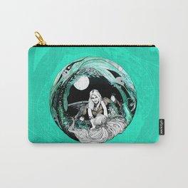 La sirena y el pescador Carry-All Pouch