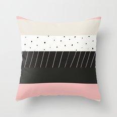 D14 Throw Pillow