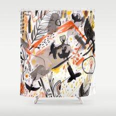 Pattern 15 Shower Curtain