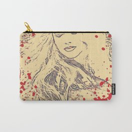 Splatter Beauty Carry-All Pouch