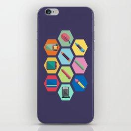 I'm a graphic designer iPhone Skin