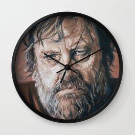 Slavoj Zizek Wall Clock