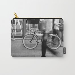 Bicycle is waiting for you Carry-All Pouch