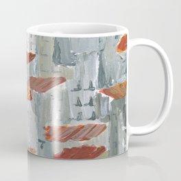 toits rouges Coffee Mug