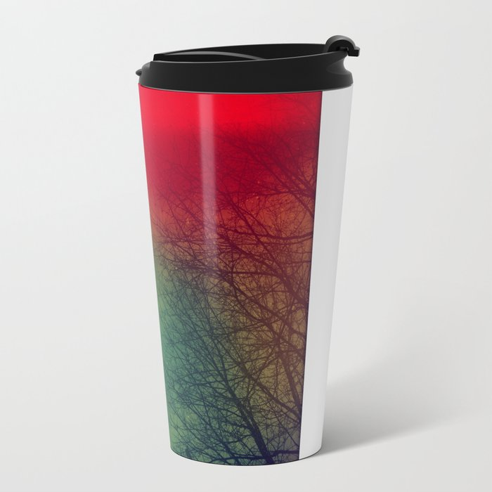 Color your dreams Travel Mug
