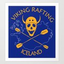Viking Rafting Iceland by davidbushell
