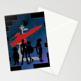 Outlaw Star 1998 Stationery Cards