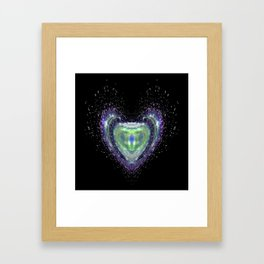 Crown Jewel Framed Art Print