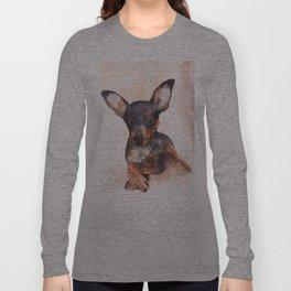DOG #9 Long Sleeve T-shirt