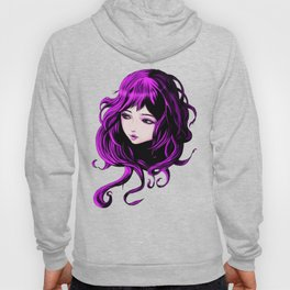 Curly Girl - Colored Hoody