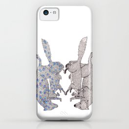 Abstract Reflextions iPhone Case