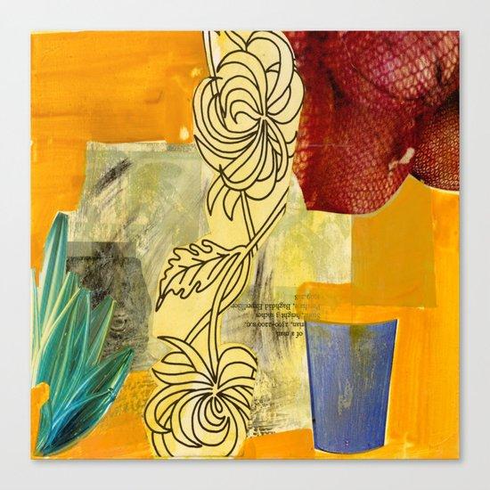Botanical  Canvas Print