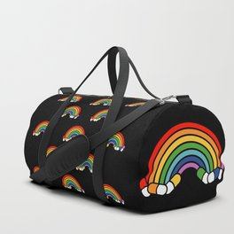 Trippin Rainbows Duffle Bag