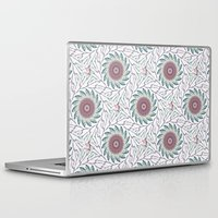 wallpaper Laptop & iPad Skins featuring Wallpaper  by Truly Juel
