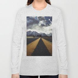 gran teton national park Long Sleeve T-shirt