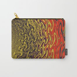 Ripples in Indian Summer Carry-All Pouch