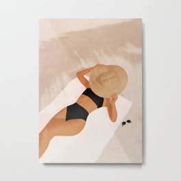 That Summer Feeling II Metal Print