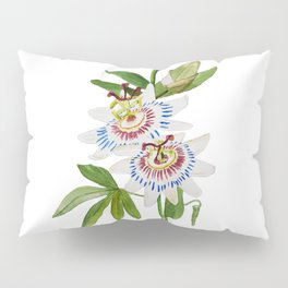 Passionflower Pillow Sham