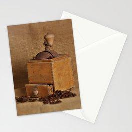 Kaffeemühle Stationery Cards