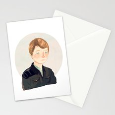 We Solve Crimes, I Blog About It Stationery Cards