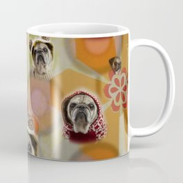 Everything is coming up Buttons Coffee Mug