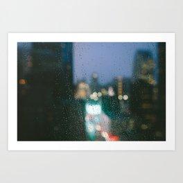 Kaleidoscope Gloom. Art Print
