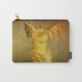 Tiny Camera Classic // Winged Victory v1 Carry-All Pouch