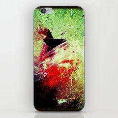 COQUELICOT iPhone & iPod Skin