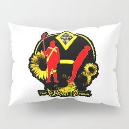 The Bandit Tour Pillow Sham
