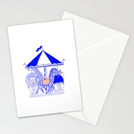 Carroussel Stationery Cards