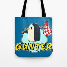 Pingu Time Tote Bag