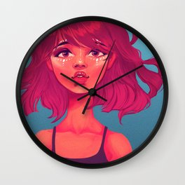 Little Shell Wall Clock