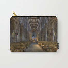 Lichfield cathedral 1 Carry-All Pouch
