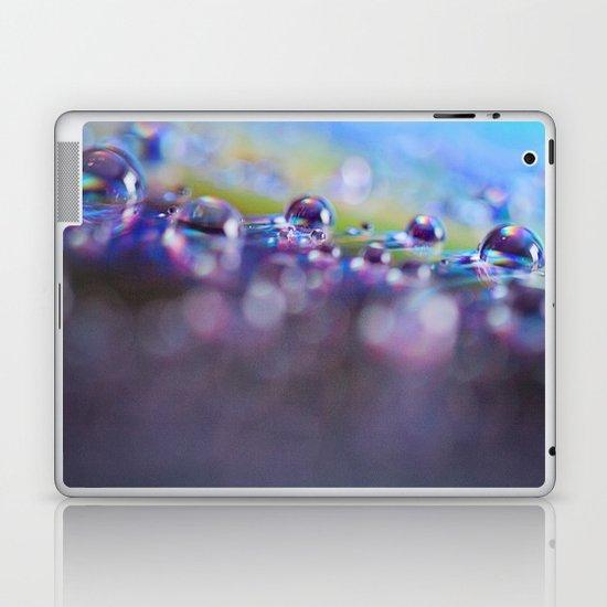 Rainbow Bubbles Laptop & iPad Skin