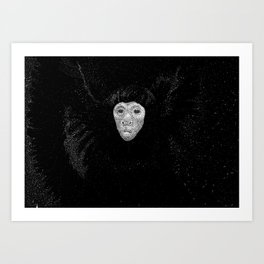 The Animals - weird, unpolished and ugly as we are #5 Art Print
