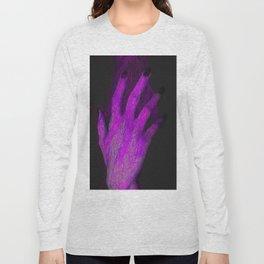 The hand Long Sleeve T-shirt