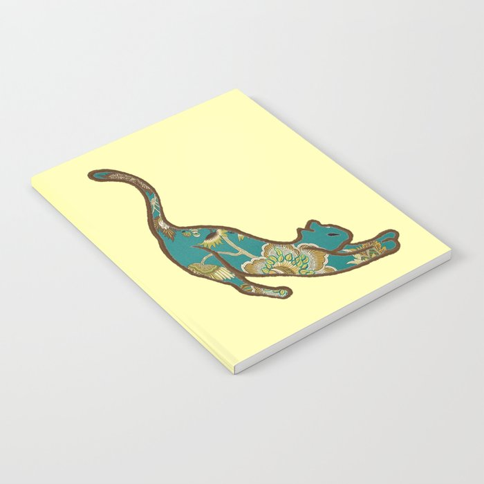 I love you, kitten Notebook