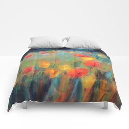 Hillside Brights Comforters