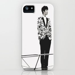 BAP Baby Jello One Shot iPhone Case