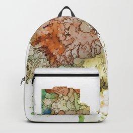 Denver, Colorado Skyline SG - Faded Glory Backpack